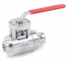 Two-piece Forged Metal-Seated Ball Valves